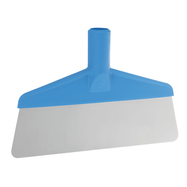 Vikan 29113 Scraper with flexible steel blade 260 mm Blue